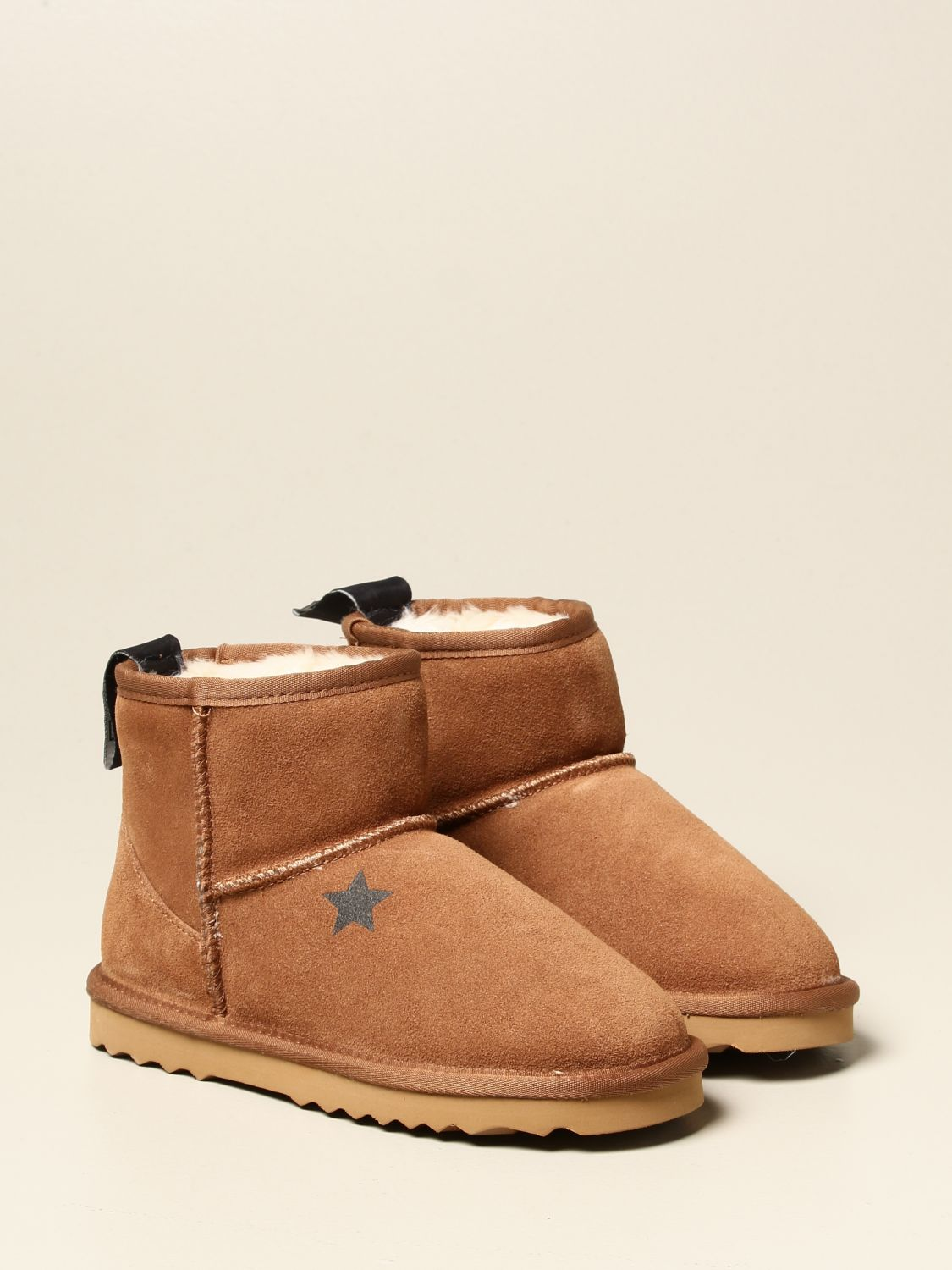 Shoes Douuod: Shoes kids Douuod camel 2