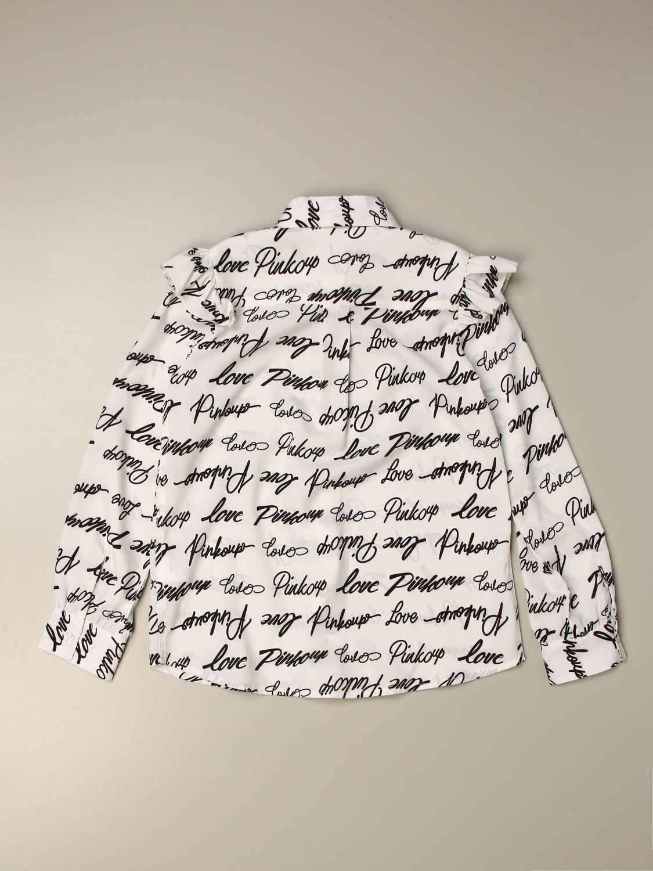 Shirt Pinko: Shirt kids Pinko white 2
