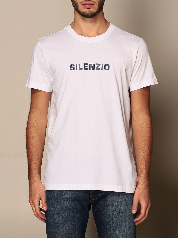 Camiseta Aspesi: Camiseta hombre Aspesi blanco 1