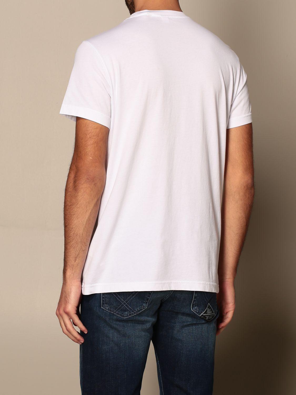 Camiseta Aspesi: Camiseta hombre Aspesi blanco 2