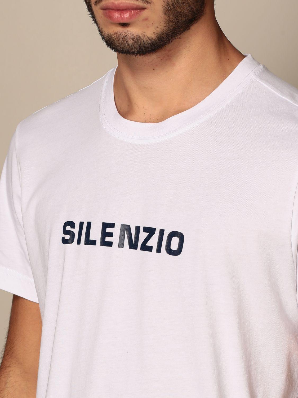 Camiseta Aspesi: Camiseta hombre Aspesi blanco 3