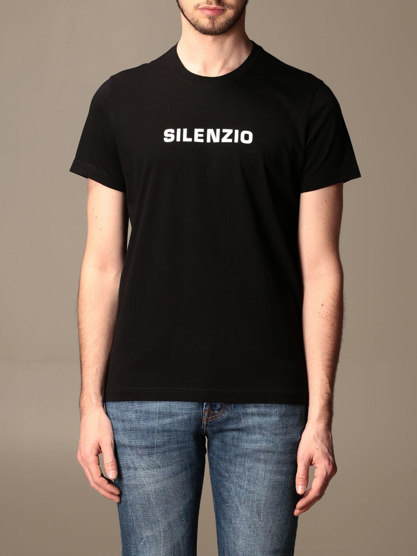 T-shirt Aspesi: T-shirt men Aspesi black 1