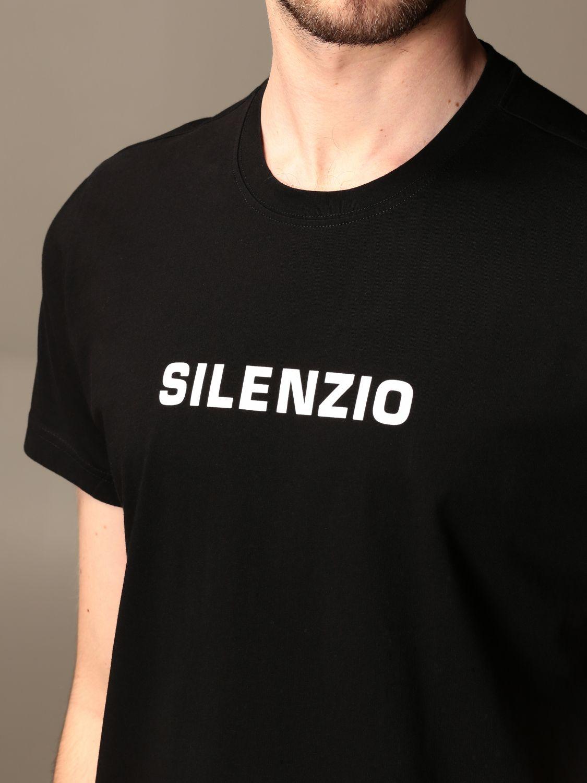T-shirt Aspesi: T-shirt men Aspesi black 3