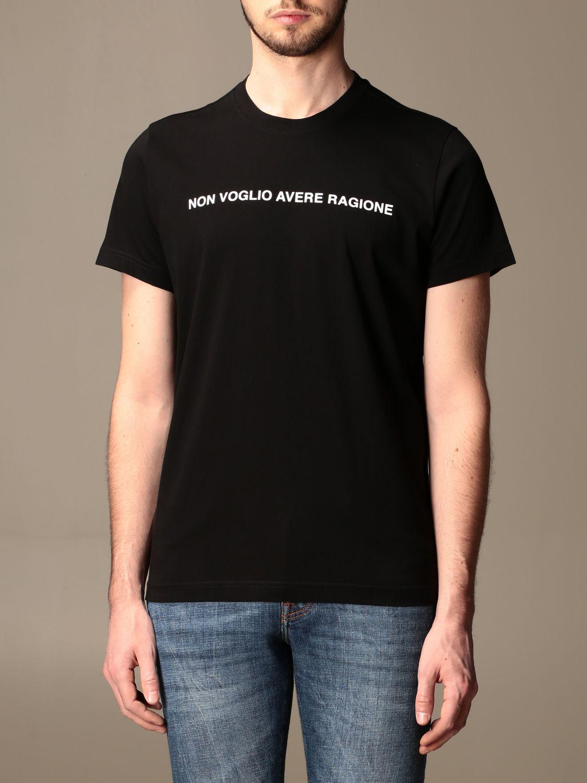 Camiseta Aspesi: Camiseta hombre Aspesi negro 1