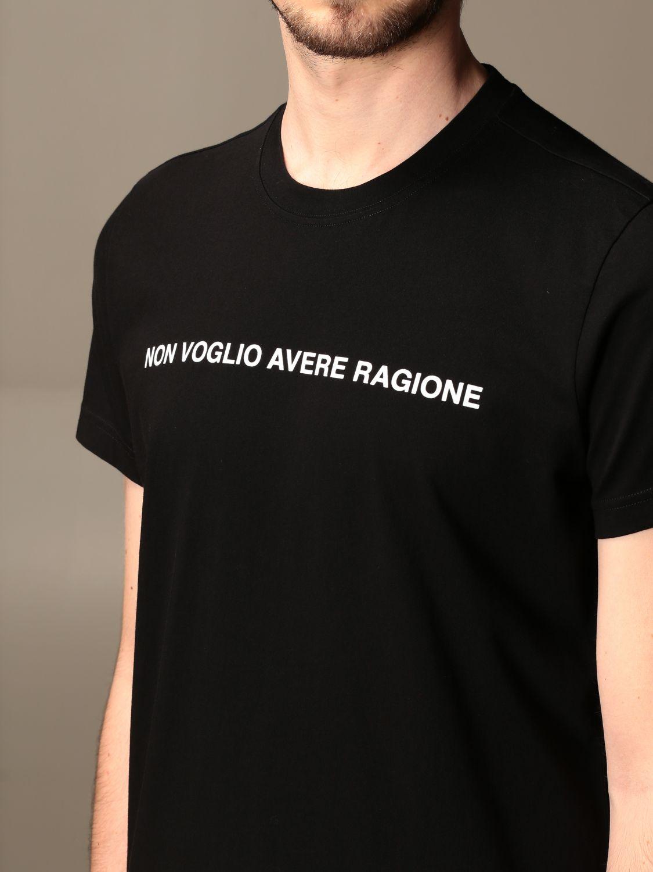 Camiseta Aspesi: Camiseta hombre Aspesi negro 3
