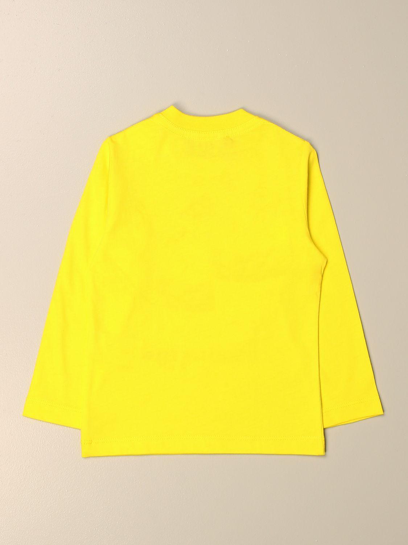 T-shirt Dsquared2 Junior: T-shirt kids Dsquared2 Junior yellow 2