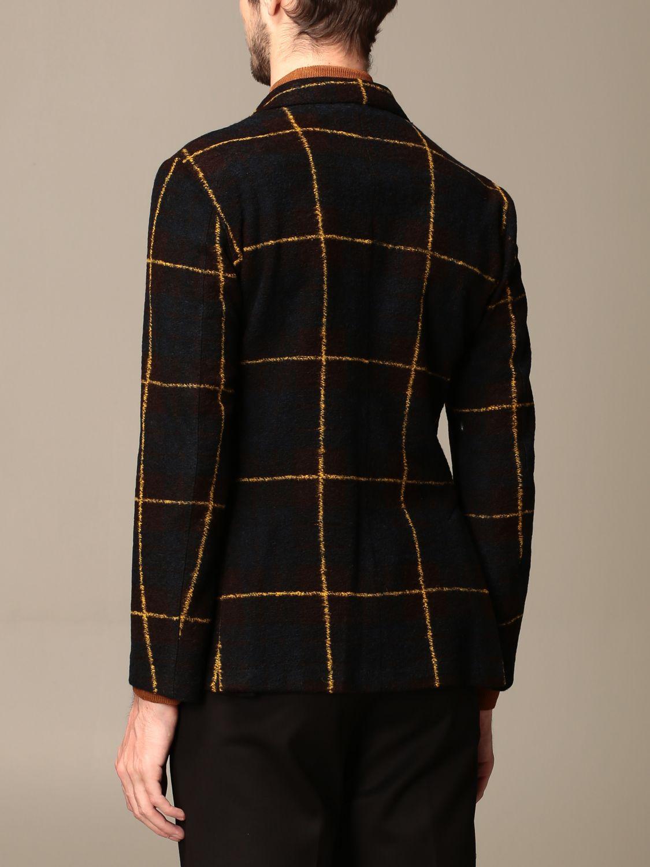 Jacket Alessandro Dell'acqua: Jacket men Alessandro Dell'acqua multicolor 3