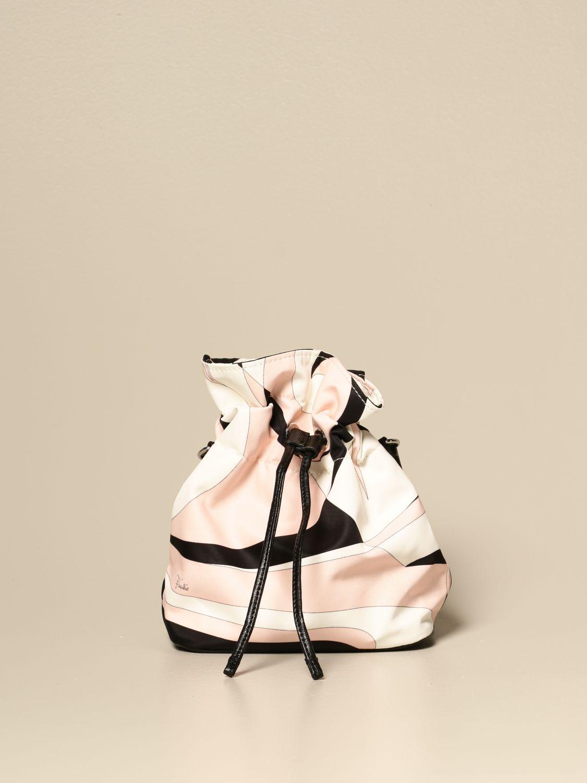 Bag Emilio Pucci: Bag kids Emilio Pucci black 1