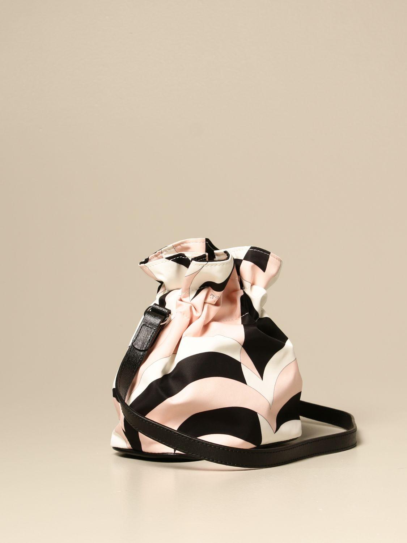 Bag Emilio Pucci: Bag kids Emilio Pucci black 2