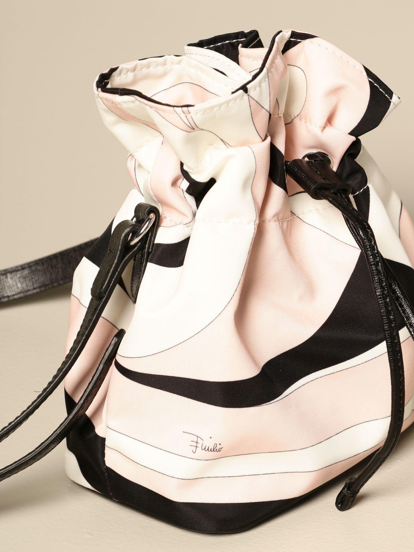 Bag Emilio Pucci: Bag kids Emilio Pucci black 3