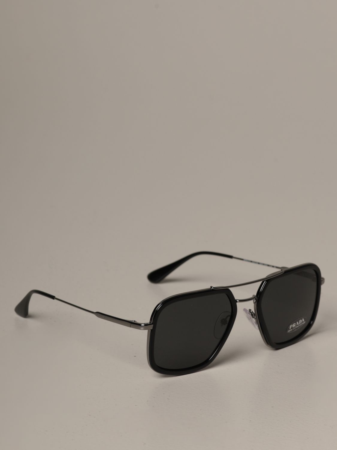 Glasses Prada: Glasses men Prada black 1