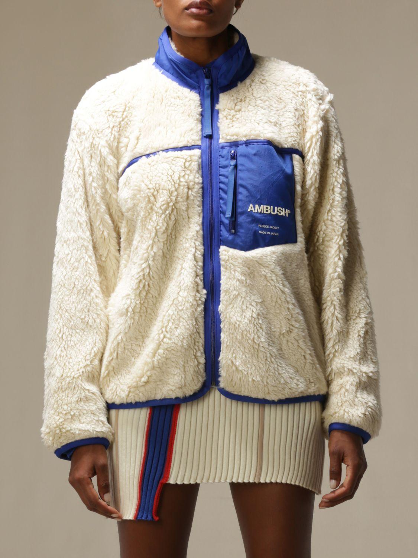 Jacket Ambush: Jacket men Ambush white 1