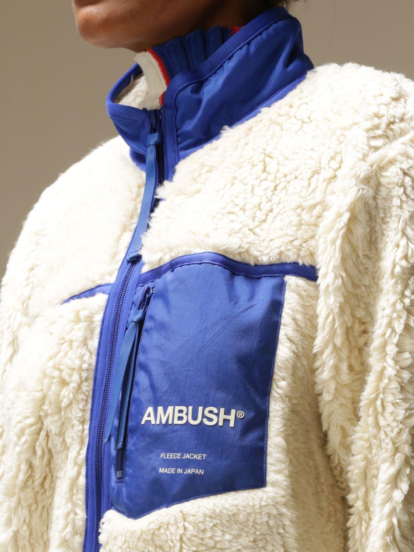Jacket Ambush: Jacket men Ambush white 4