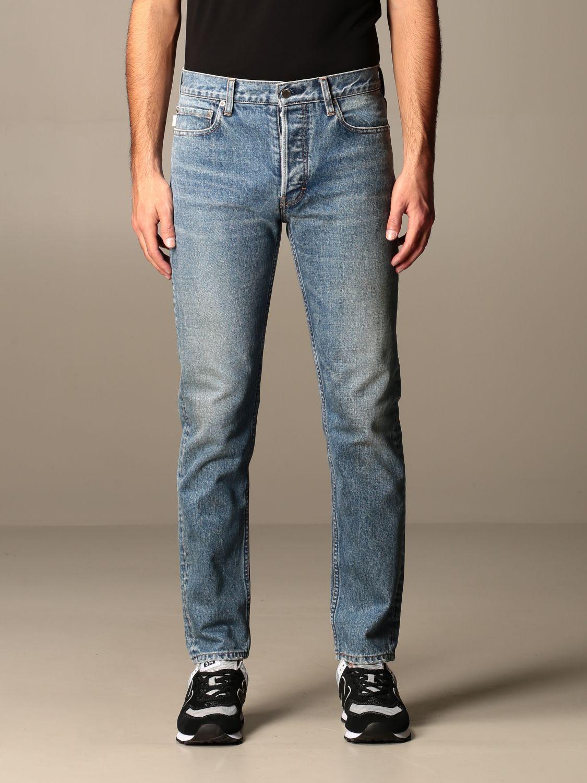 Jeans Ambush: Ambush jeans in used denim blue 1