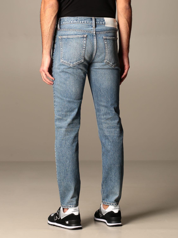 Jeans Ambush: Ambush jeans in used denim blue 2