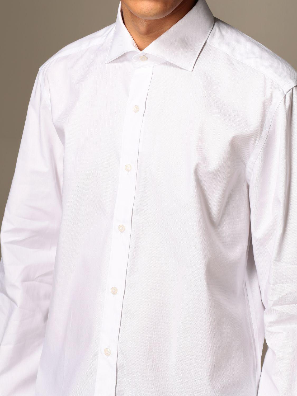 Shirt Fay: Shirt men Fay white 4