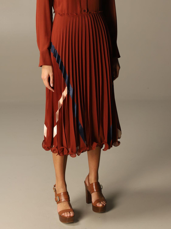 Kleid See By Chloé: Kleid damen See By ChloÉ braun 4