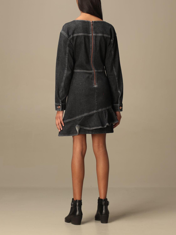 Kleid See By Chloé: Kleid damen See By ChloÉ schwarz 2
