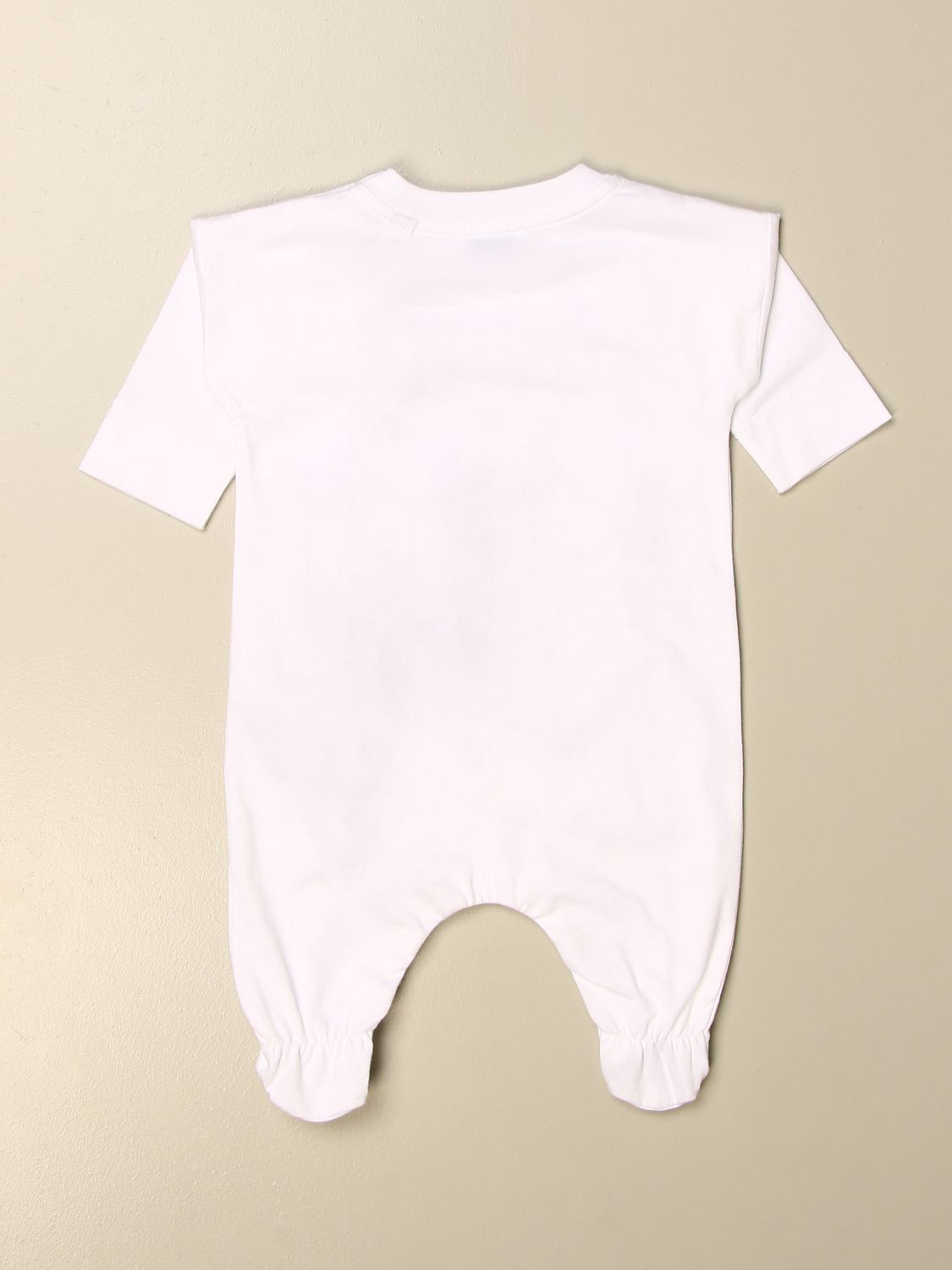 Tracksuit Burberry: Tracksuit kids Burberry white 2