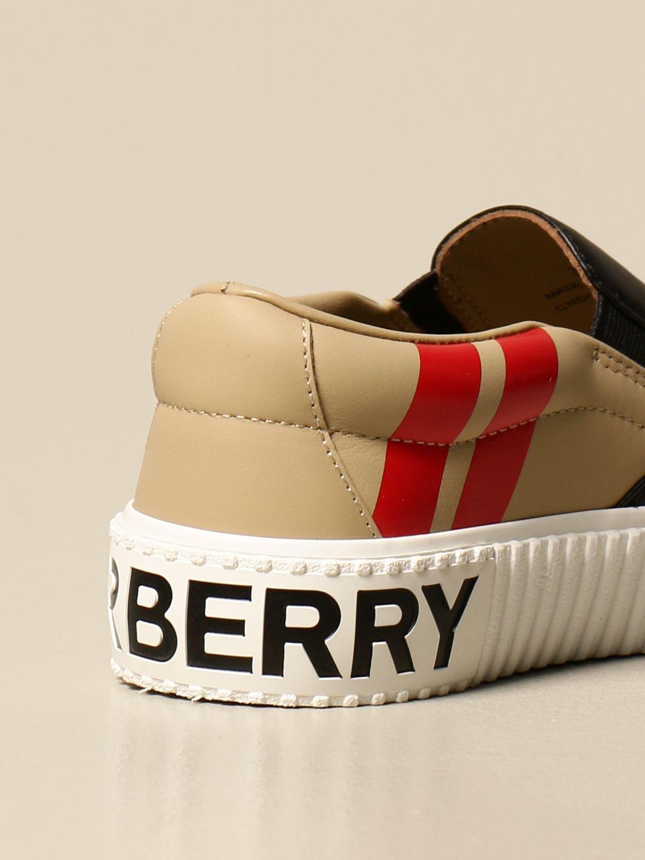 Zapatos Burberry: Zapatos niños Burberry negro 3