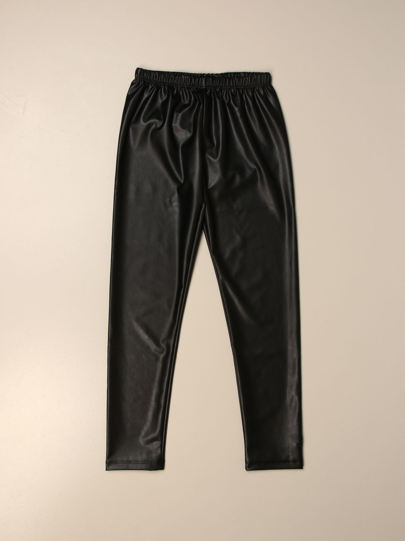 Pantalón Miss Blumarine: Pantalón niños Miss Blumarine negro 1