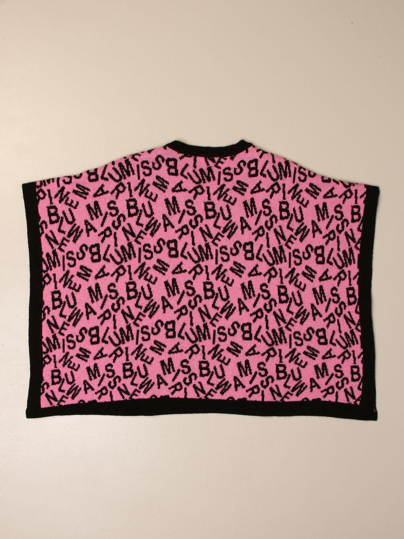 Пончо Miss Blumarine: Одеяло Детское Miss Blumarine розовый 2