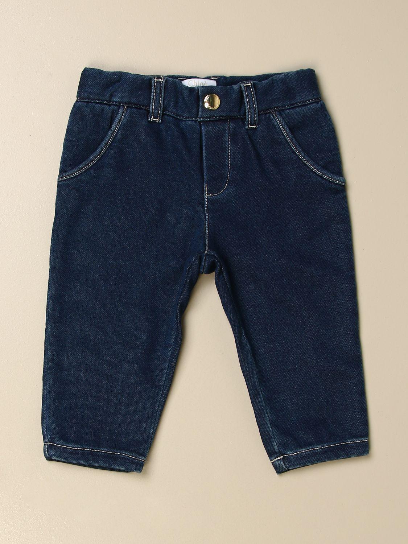 Vaquero Chloé: Pantalón niños ChloÉ denim 1