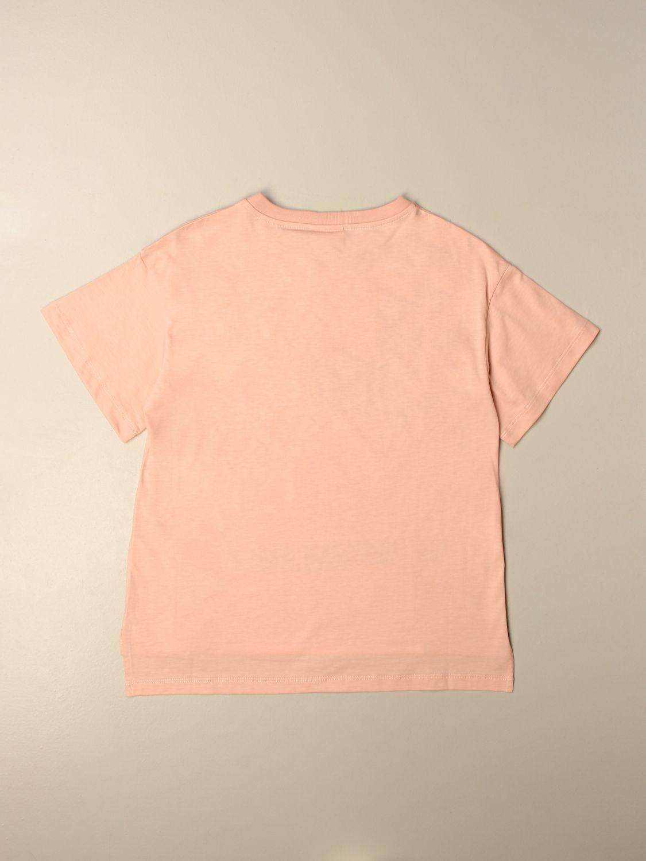 T-shirt Fendi: T-shirt enfant Fendi rose 2