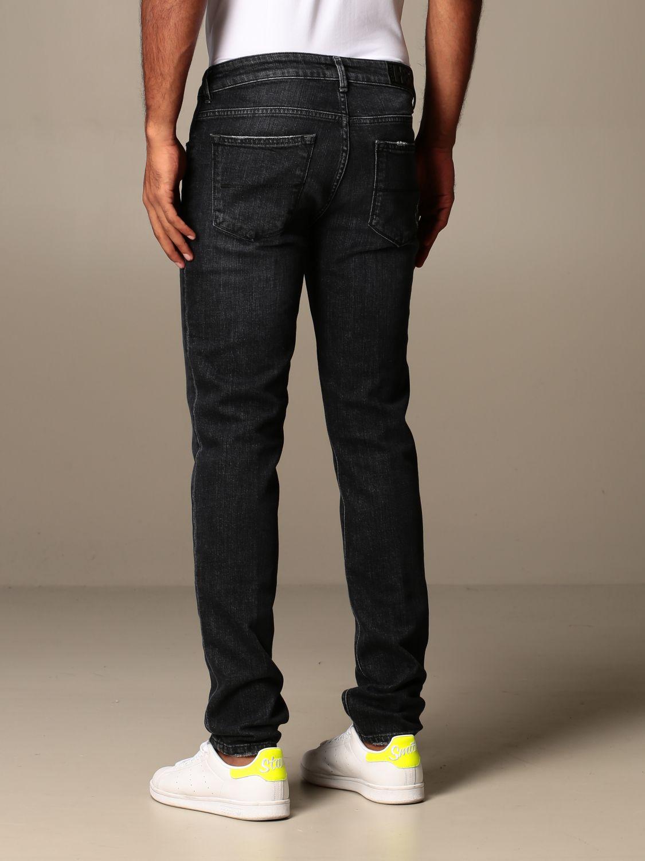 Pantalón Hogan: Pantalón hombre Hogan negro 2