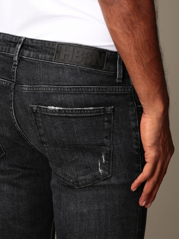 Pantalón Hogan: Pantalón hombre Hogan negro 3