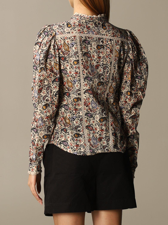 Shirt Isabel Marant: Shirt women Isabel Marant ecru 3