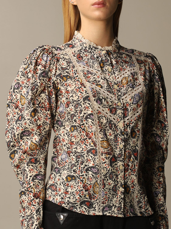 Shirt Isabel Marant: Shirt women Isabel Marant ecru 5
