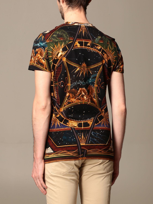 T-shirt Balmain: T-shirt men Balmain multicolor 3