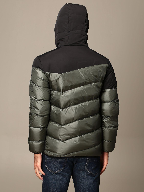 Jacket Blauer: Coat men Blauer green 2