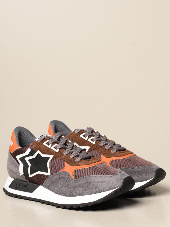 Sneakers Atlantic Stars: Sneakers uomo Atlantic Stars moro 2