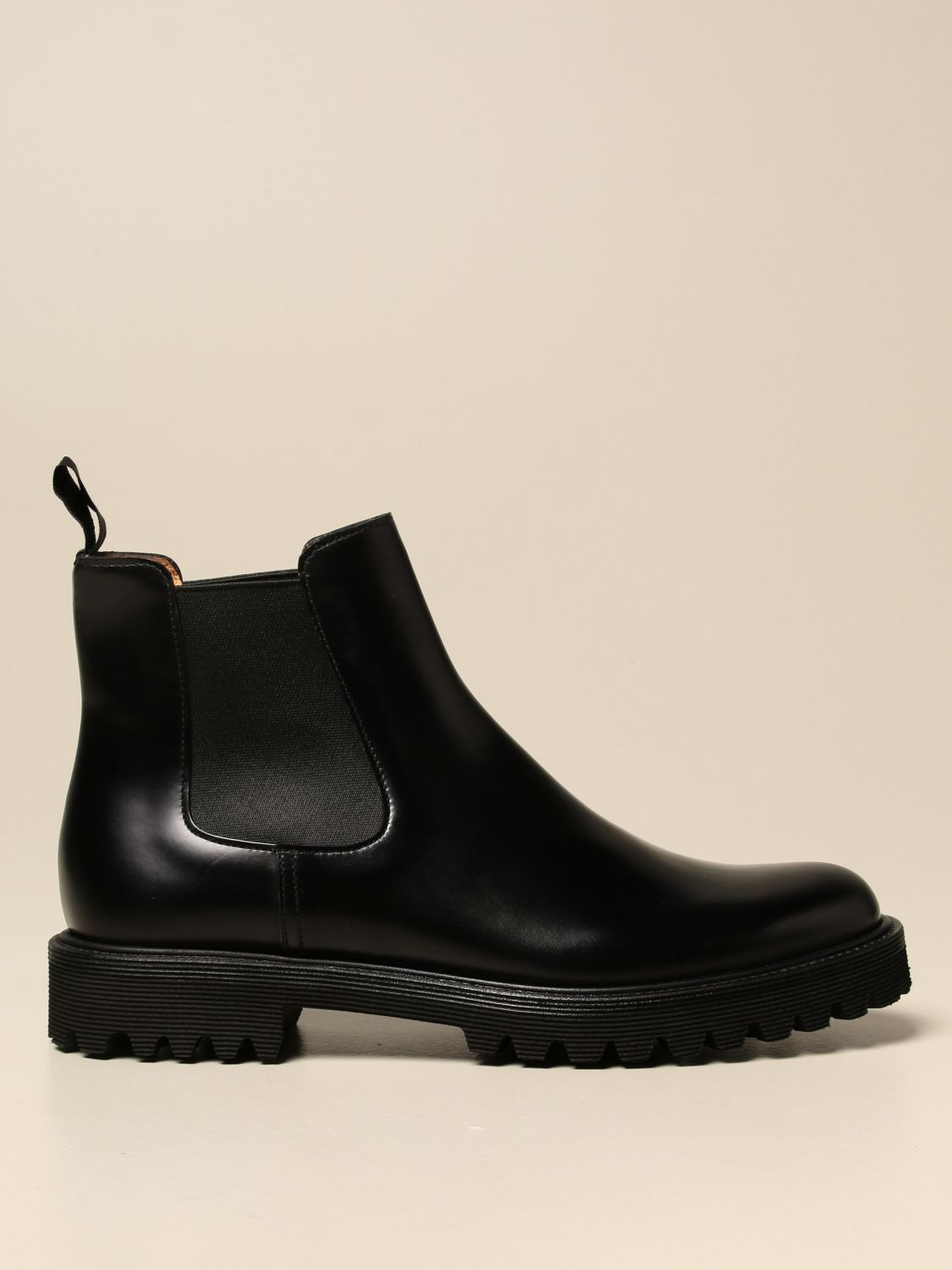 Boots Church's: Nirah Church's leather ankle boot black 1