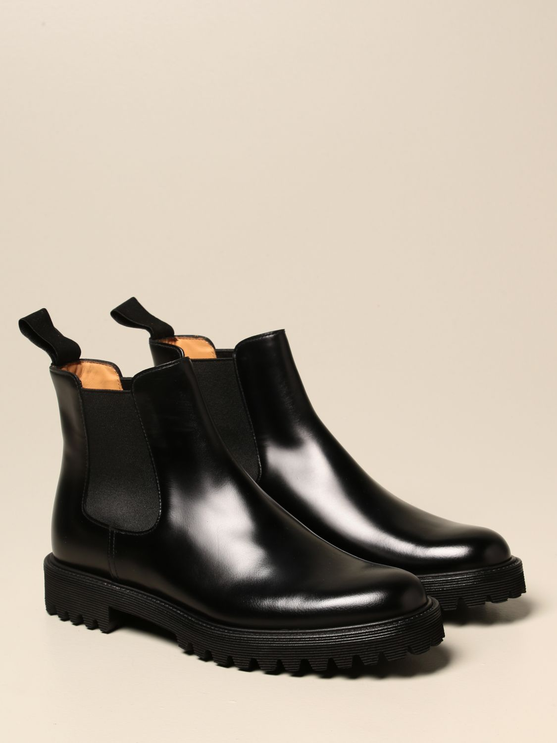 Boots Church's: Nirah Church's leather ankle boot black 2