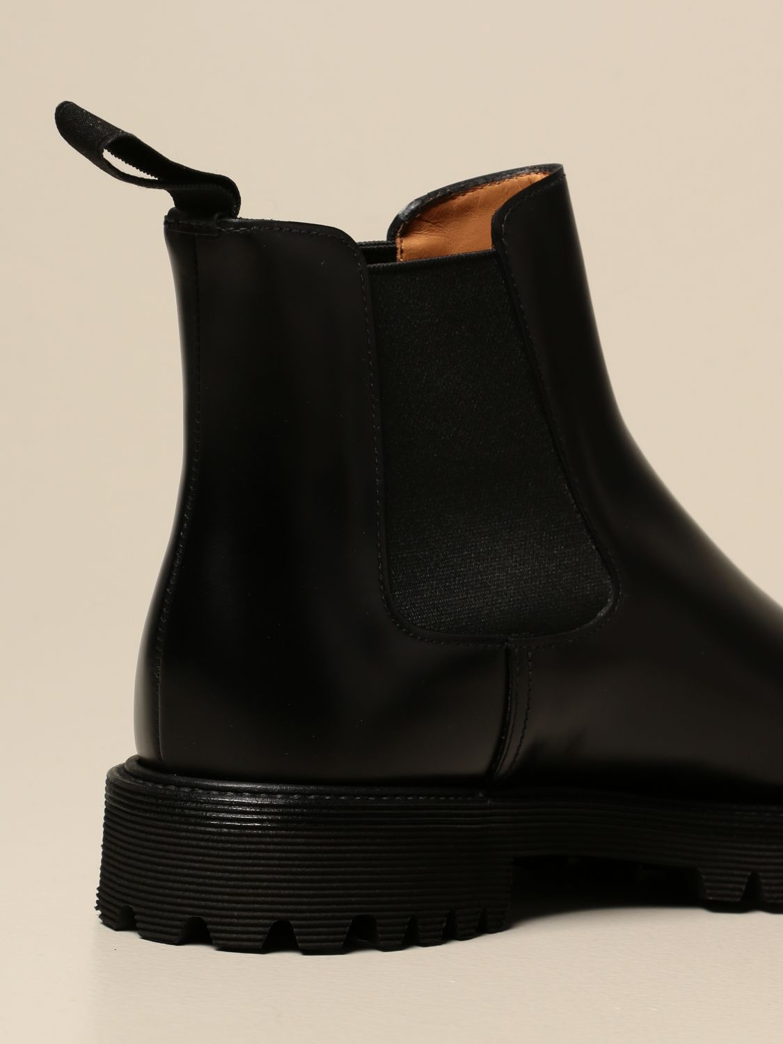 Boots Church's: Nirah Church's leather ankle boot black 3