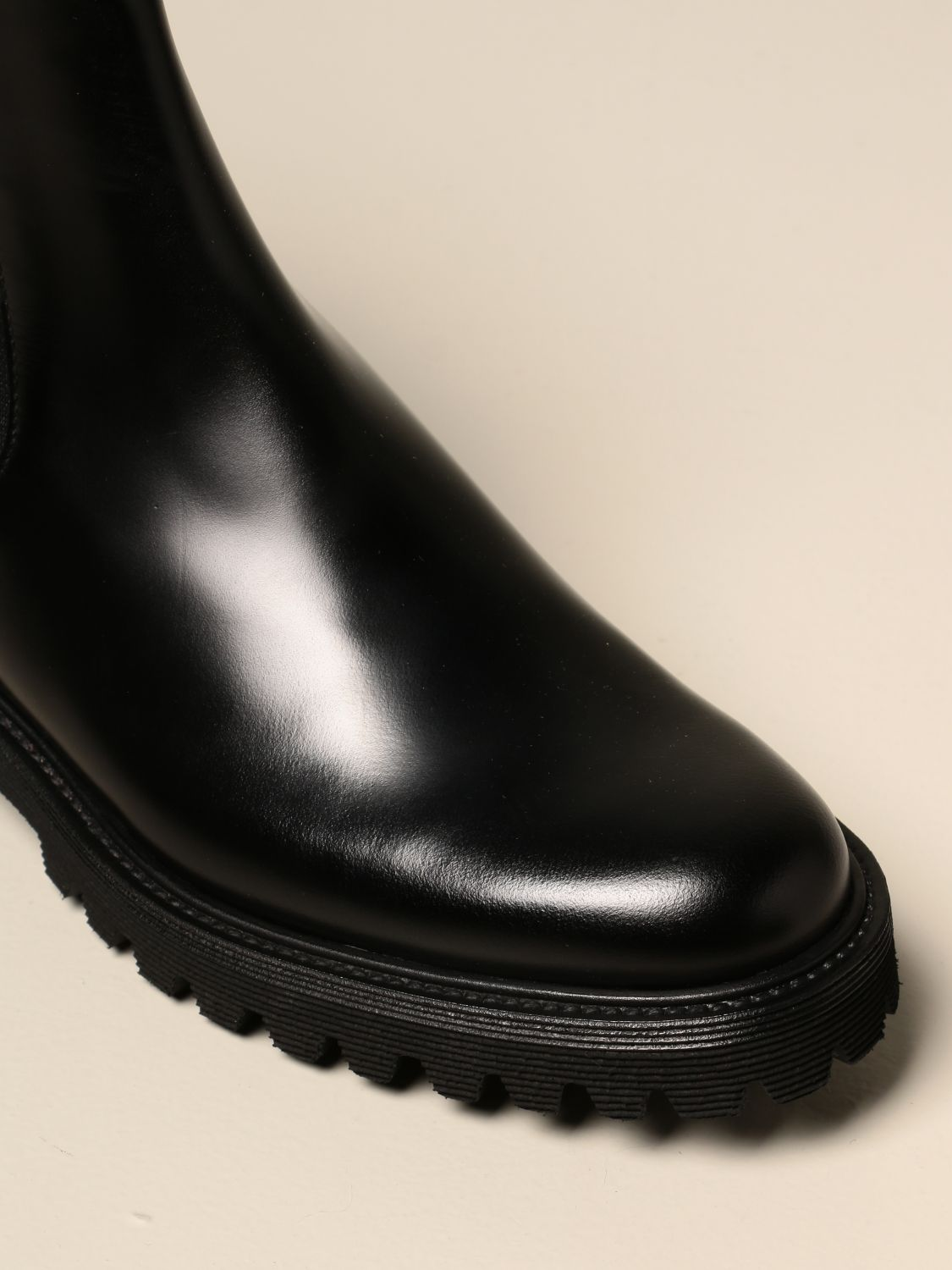 Boots Church's: Nirah Church's leather ankle boot black 4