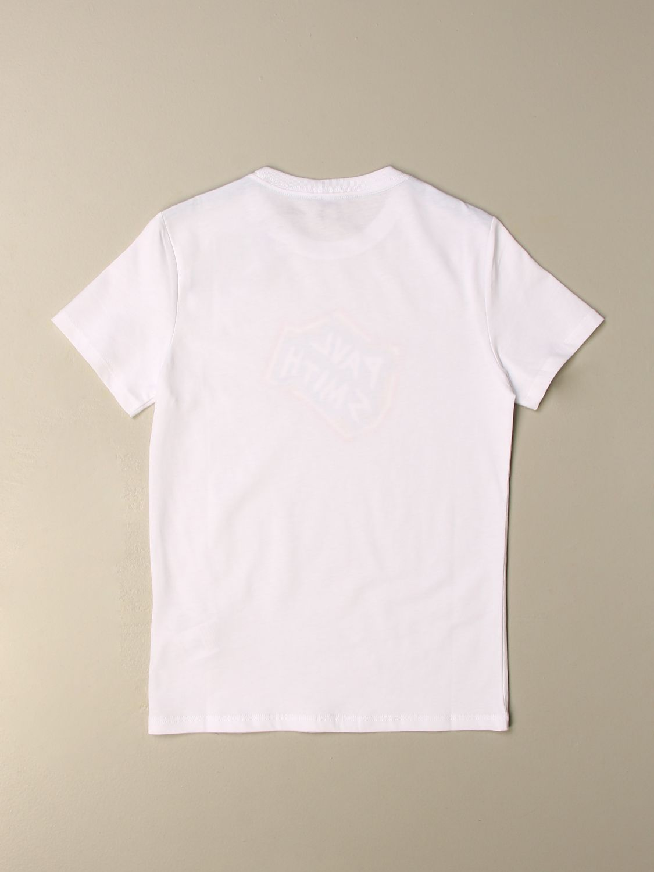T-shirt Paul Smith Junior: T-shirt enfant Paul Smith Junior blanc 2
