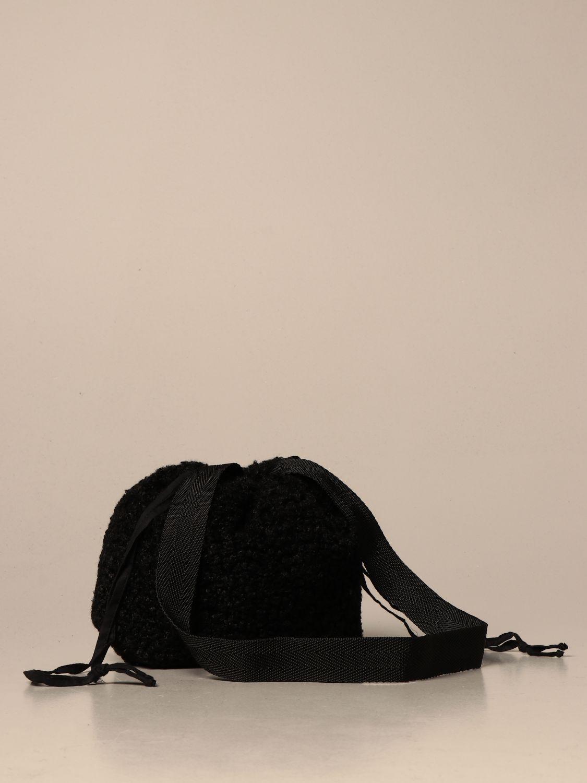Bag Philosophy Di Lorenzo Serafini: Bag kids Philosophy Di Lorenzo Serafini ivory 2
