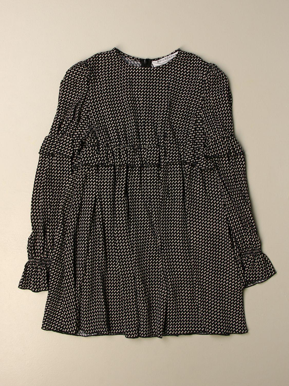 Dress Philosophy Di Lorenzo Serafini: Dress kids Philosophy Di Lorenzo Serafini black 1