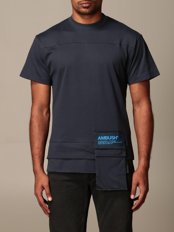 T-shirt Ambush: T-shirt men Ambush blue 1