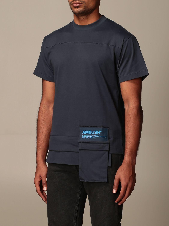 T-shirt Ambush: T-shirt men Ambush blue 3