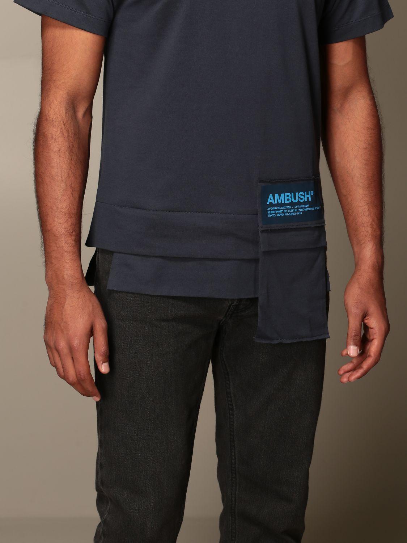 T-shirt Ambush: T-shirt men Ambush blue 4