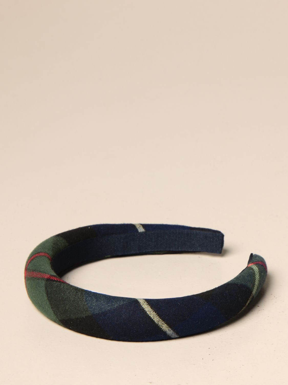 Hairband Il Gufo: Hairband kids Il Gufo blue 1