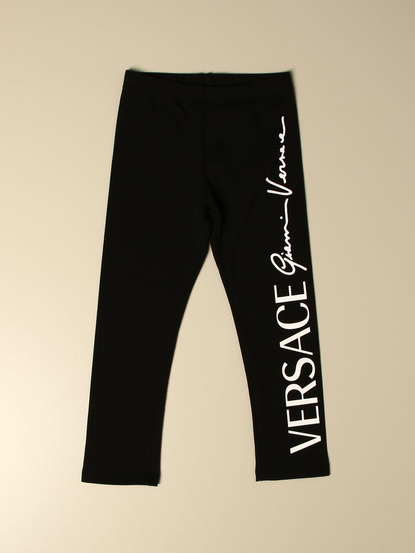Pants Young Versace: Pants kids Versace Young black 1