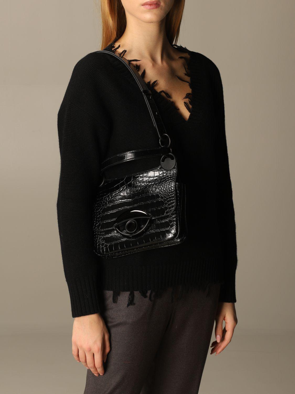 Shoulder bag Kenzo: Shoulder bag women Kenzo black 2