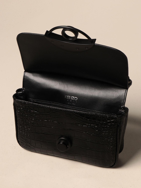 Shoulder bag Kenzo: Shoulder bag women Kenzo black 5