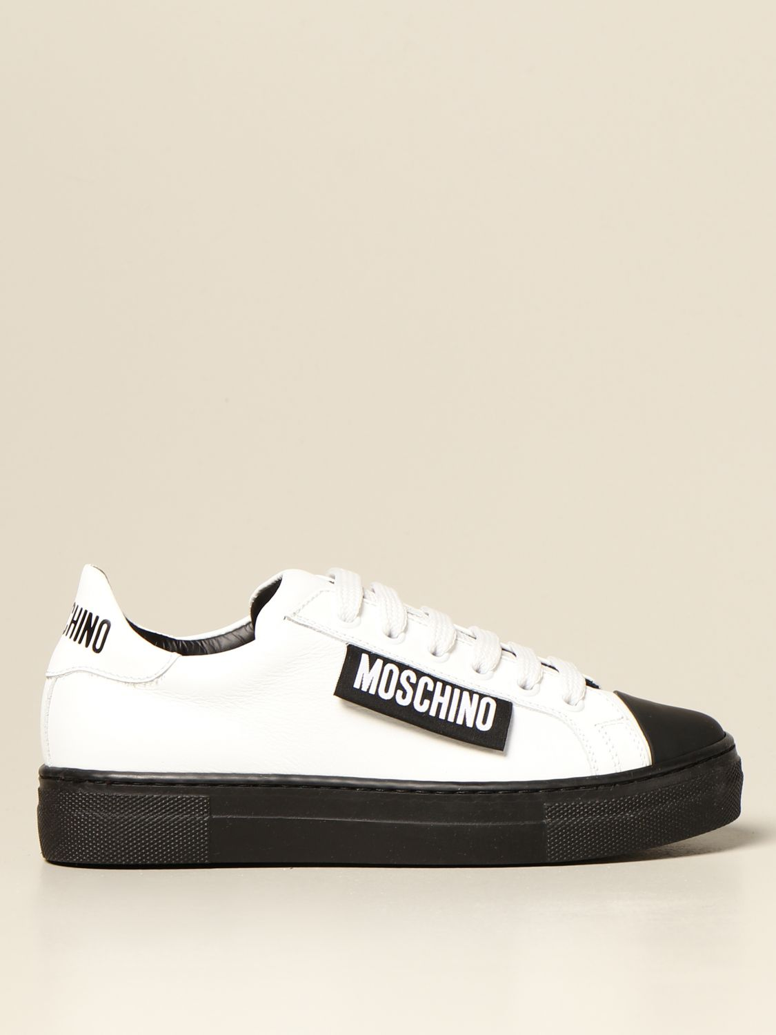 Shoes Moschino Kid 65687 Giglio EN